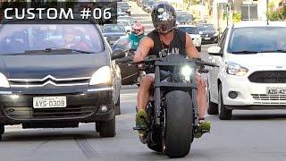 😎 CUSTOM #06 - Harley Davidson V-Rod, 883 Iron E + Motos Custom!