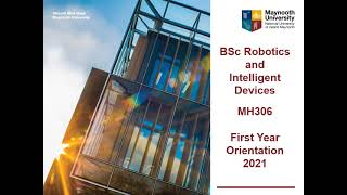 MH306 Robotics & Intelligent Devices