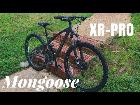 Mongoose XR-PRO Mountain Bike from Walmart – Is it worth $349?