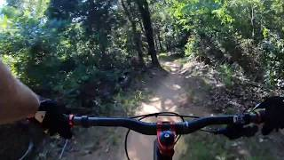This is a very fun trail any age could ride.