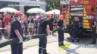 preview picture of video 'Übung Jugendfeuerwehr'