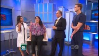 "Dr. Sandra Lee Removes a ""Buffalo Hump"" on The Doctors - 01 23 14"