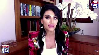 Dr. Azadeh Shirazi on Fox 5 DC, Coronavirus & COVID-19