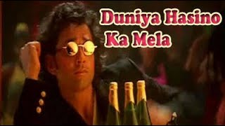 Duniya Haseeno Ka Mela -Gupt movie-Bobby deol-Cheetah music studio