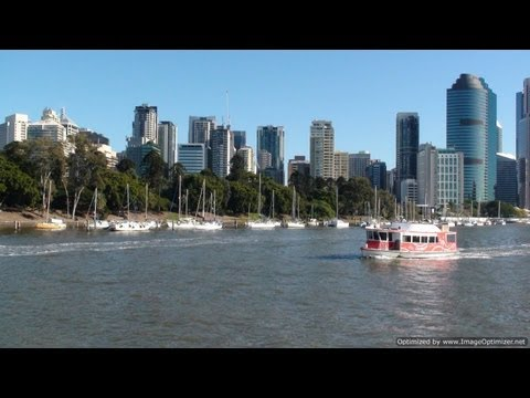 Brisbane City Hopper Cruise. Its Free!