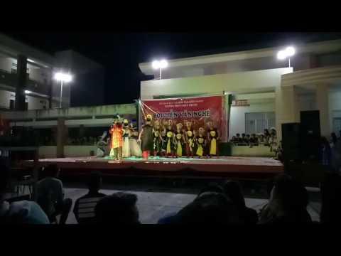 Trại Xuân Đinh Dậu 2017 THPT Châu Thành