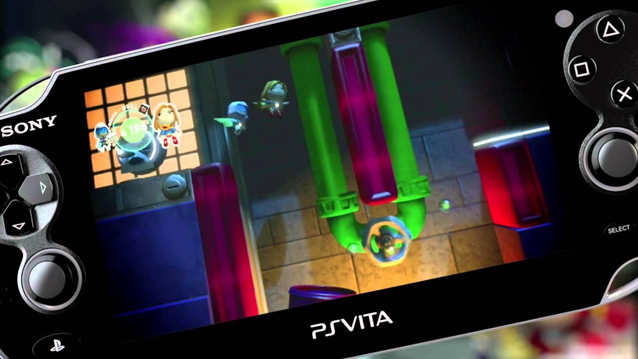LittleBigPlanet PS Vita: in arrivo questa settimana il Premium Level Pack DC Comics!