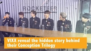 VIXX reveal the hidden story behind their Conception Trilogy