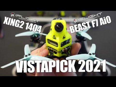 The Best Vistapick of 2021 - iFlight Xing2 1404