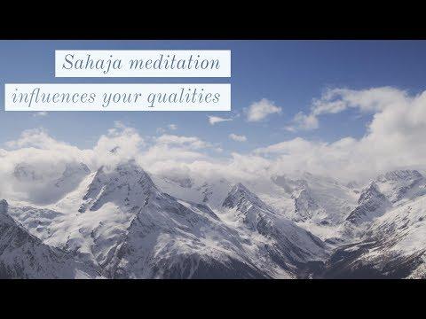 Sahaja changes our innate qualities