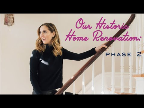 Happily Eva After Historic Home Renovation: Phase 2