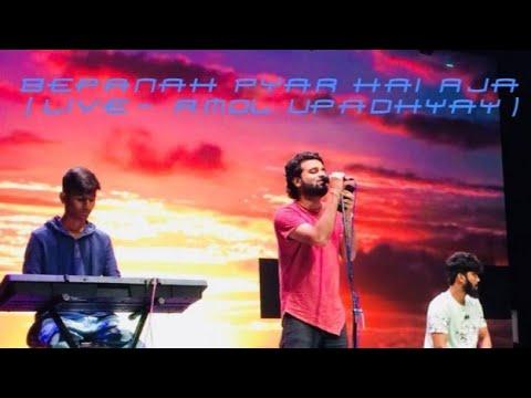 Bepanha pyar hai aja- acoustic cover at ND'S film world