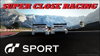 GT Sport Super Close Top Split Racing - GR.2 Daily Race B