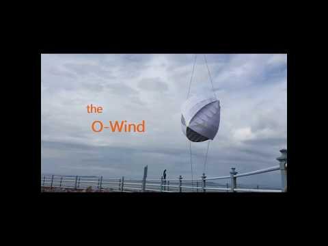 Omnidirectional wind turbine wins Dyson Award
