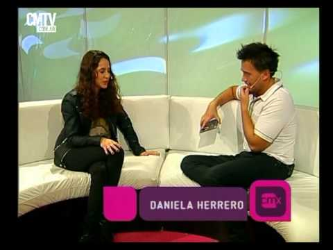 Daniela Herrero video Entrevista  - Agosto 2015