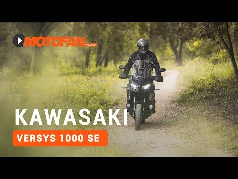 Vídeos de la Kawasaki Versys 1000