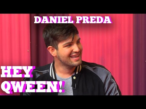 DANIEL PREDA on HEY QWEEN with Jonny McGovern