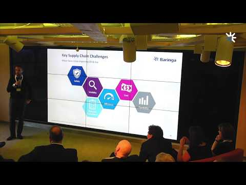 Baringa - Digitally Enabled Supply Chain