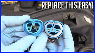 Have a Dim Headlight? - Try Replacing This!