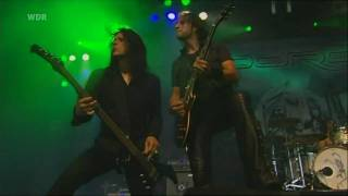 Doro - Burning the Witches (Live in Bonn, Museumsplatz, 2009) (Rockpalast) HD