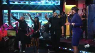 Fantasia - Man of the House (Live @ Good Morning America)