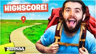 AIMING FOR OUR HIGHEST EVER GEOGUESSR SCORE! (GeoGuessr)
