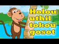 Holou uthil tokou gosot / হলৌ উঠিল তকৌ গছত | Assamese Nursery Rhymes and Children Songs