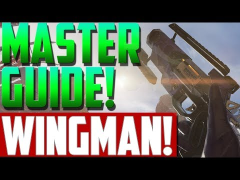 You are Using the WINGMAN Wrong | In Depth Weapon Guide | APEX Legends