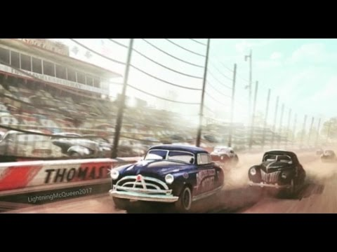 Cars 3 - Doc Hudson Reveal and New Images!