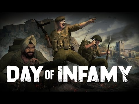 Day of Infamy Launch  Trailer (Official) thumbnail
