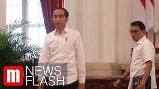Jokowi Sikapi Pengembalian Mandat Oleh 3 Pimpinan KPK