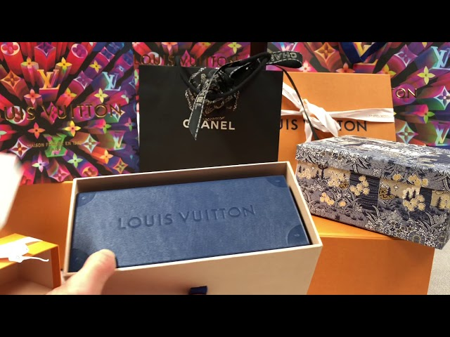 First huge HAUL of 2020 Louis Vuitton, Dior & Chanel