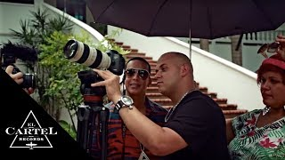 Daddy Yankee ft. J Alvarez - El Amante (Making of the Video)