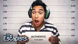 O AUTHENTIC FOI PRESO !! - The Escapist