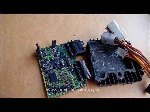 Снегоход Polaris dragon switchback 800. 2008г. Сгорел ЭБУ и реле регулятор.