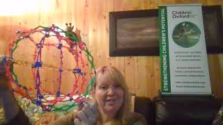 Hoberman Sphere Breathing Ball