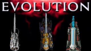 Эволюция скрытого клинка | Развитие в Assassin