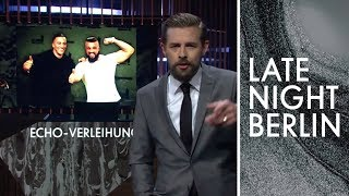 Kollegah Und Farid Bang Bei Der Echo-Verleihung | Stand Up | Late Night Berlin | ProSieben