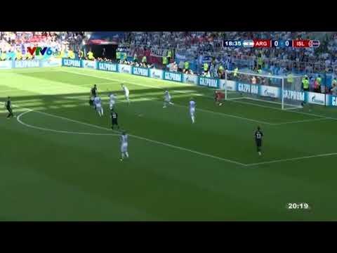 Xem lại trận đấu argentina vs iceland bình luận tiếng việt ( world cup 2018 )