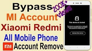Redmi Y1 MI ACCOUNT unlock sucessfully - Most Popular Videos
