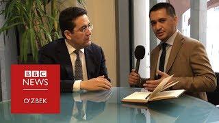 Ўзбекистон Лондон биржасида илк 1 миллиард долларлик облигацияларни чиқарди - BBC Uzbek