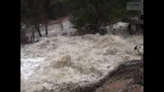 preview picture of video 'Schwere Unwetter über Osttirol fordern Todesopfer'