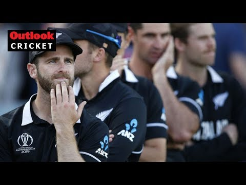 Bitter Pill To Swallow: Kane After NZ's Loss To ENG In World Cup Final
