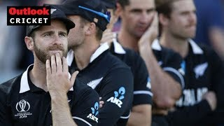 Bitter Pill To Swallow: Kane Williams After NZ's Loss To ENG In World Cup Final