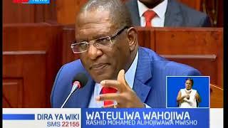 Wateuliwa Wahojiwa:Keriako Tobiko miongoni mwa wale walifika kuhojiwa