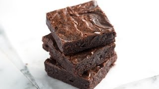 easy recipe warm chocolate brownies