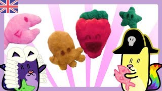 DIY ⭐️ MAKE Your Own PLUSHIES! 🍓 HOMEMADE Toys For KIDS | Gato Rainbow & Gata Moon