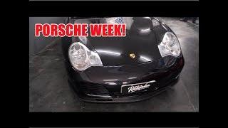 Porsche 70 anos - Os preparativos da Porsche Week na Restaurakar.  T1 EP06