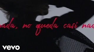 Casi Nada (Letra) - Karol G (Video)