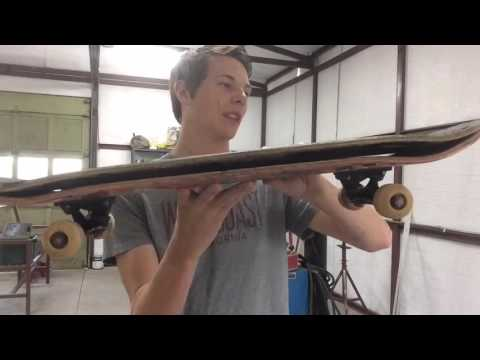 Skateboard Review (enjoi skateboards)